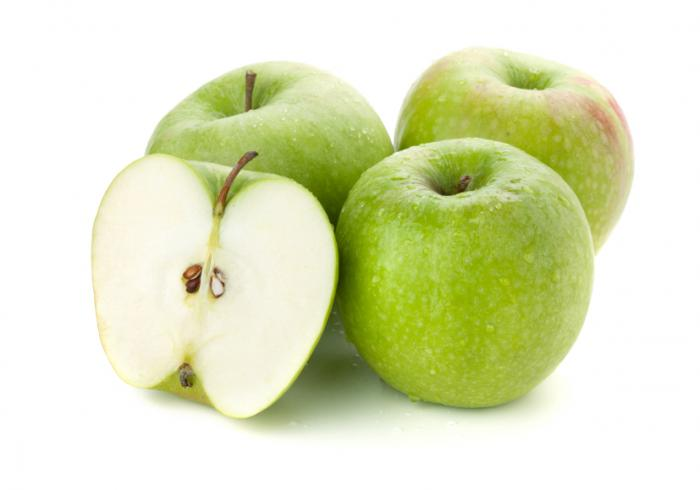 granny smith apples nutrition