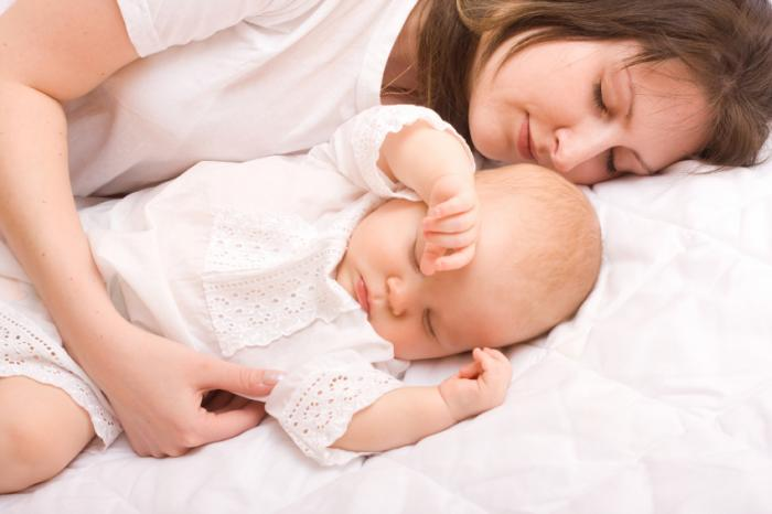 Sleeping With Baby In Bed Benefits