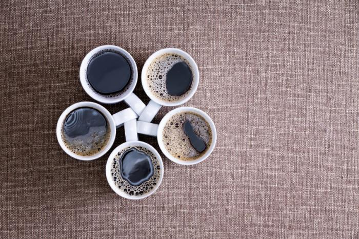 Image result for 5 cup of coffee
