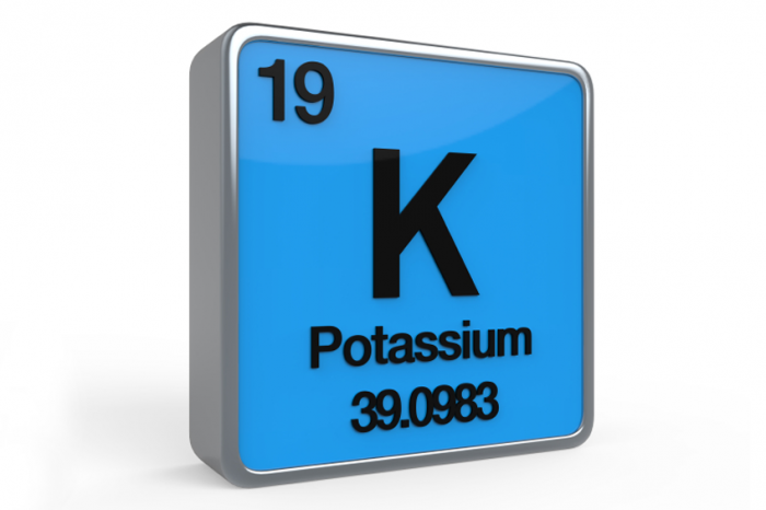 an examination of the element potassium The gynecologic examination is a key element in assessing pubertal status and  potassium hydroxide examination,  gynecologic examination for adolescents in.