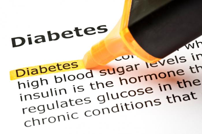 A clarification of diabetes