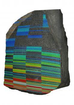 Rosetta Stone heatmap