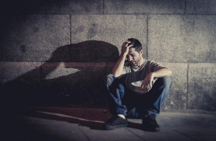Schizophrenia and homeless