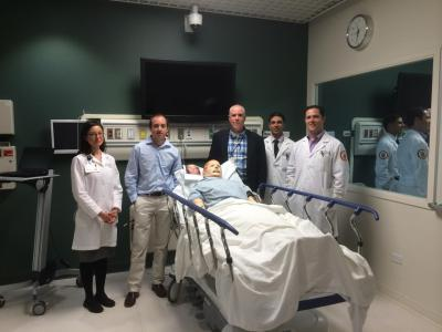 Stroke Simulation Team